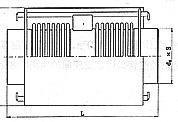 轴向复式波纹补偿器结构简图
